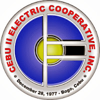 Cebu II Electric Cooperative, Inc - CEBECO II Logo