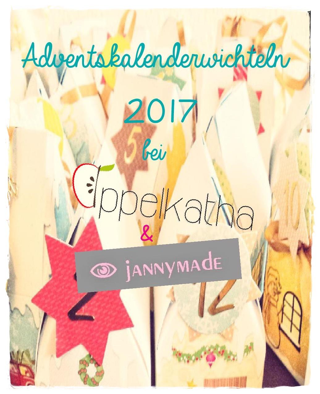 Adventskalenderwichteln 2017