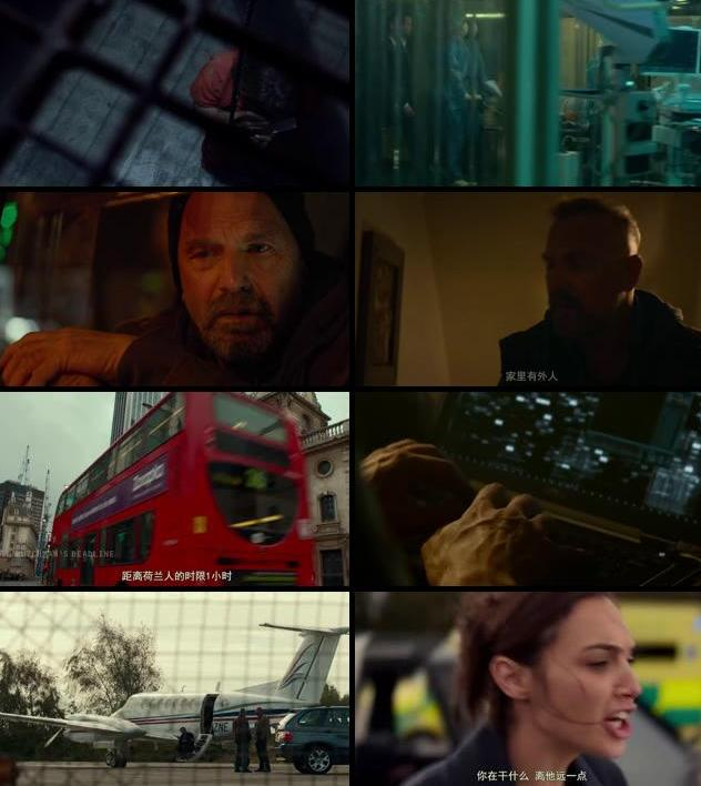 Criminal 2016 English 480p HC HDRip