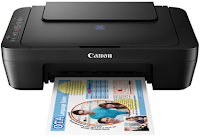 Canon E474 Setup printer driver