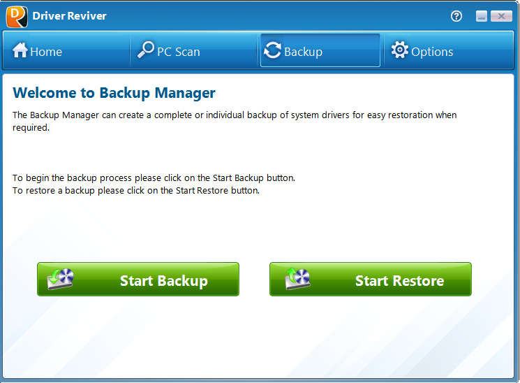 ReviverSoft Driver Reviver 5.33.2.6 poster box cover