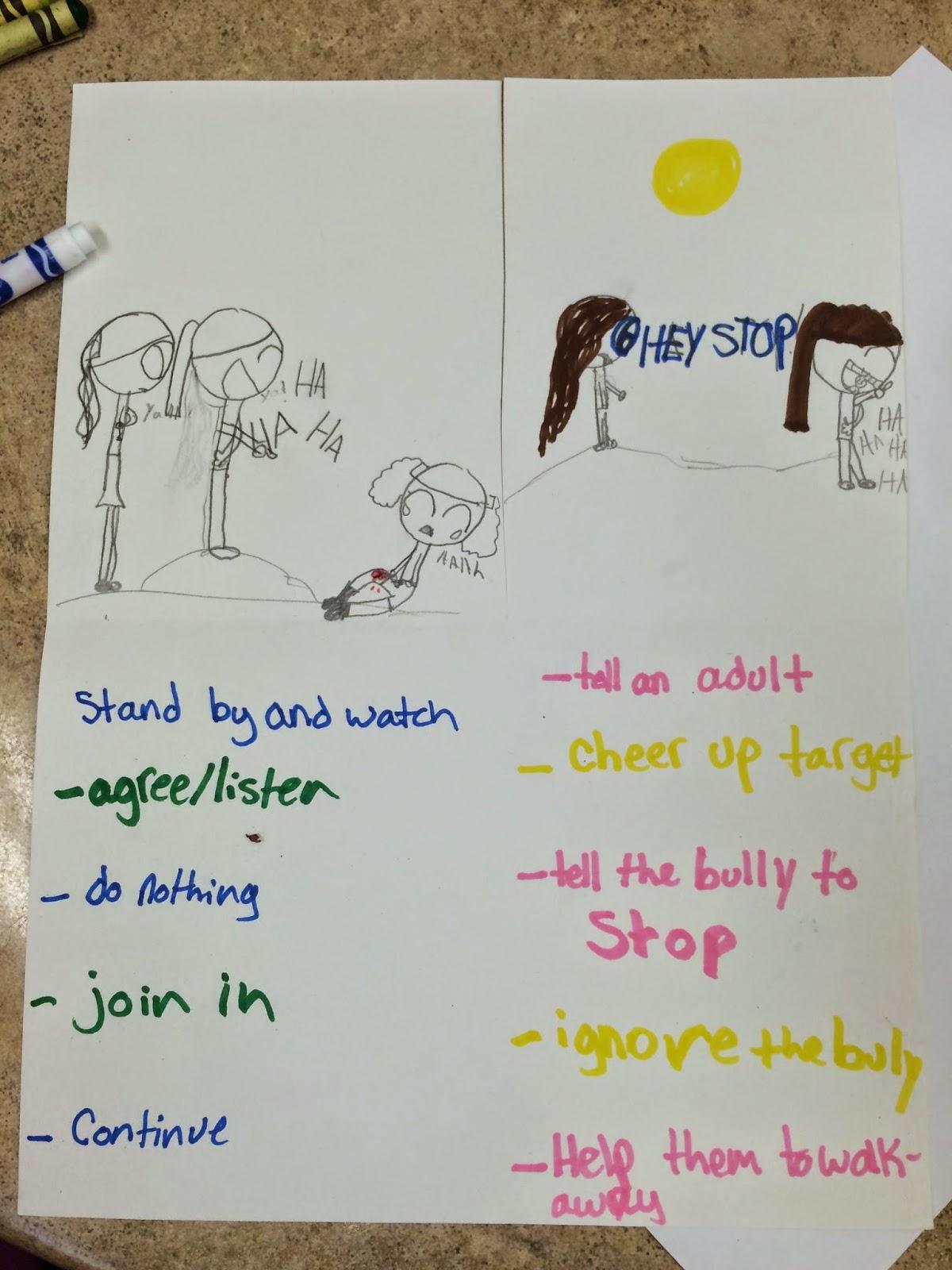 Ms Sepp S Counselor Corner Dare Bystander Vs Upstander