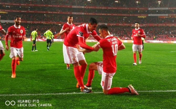 Benfica Futebol André Almeida