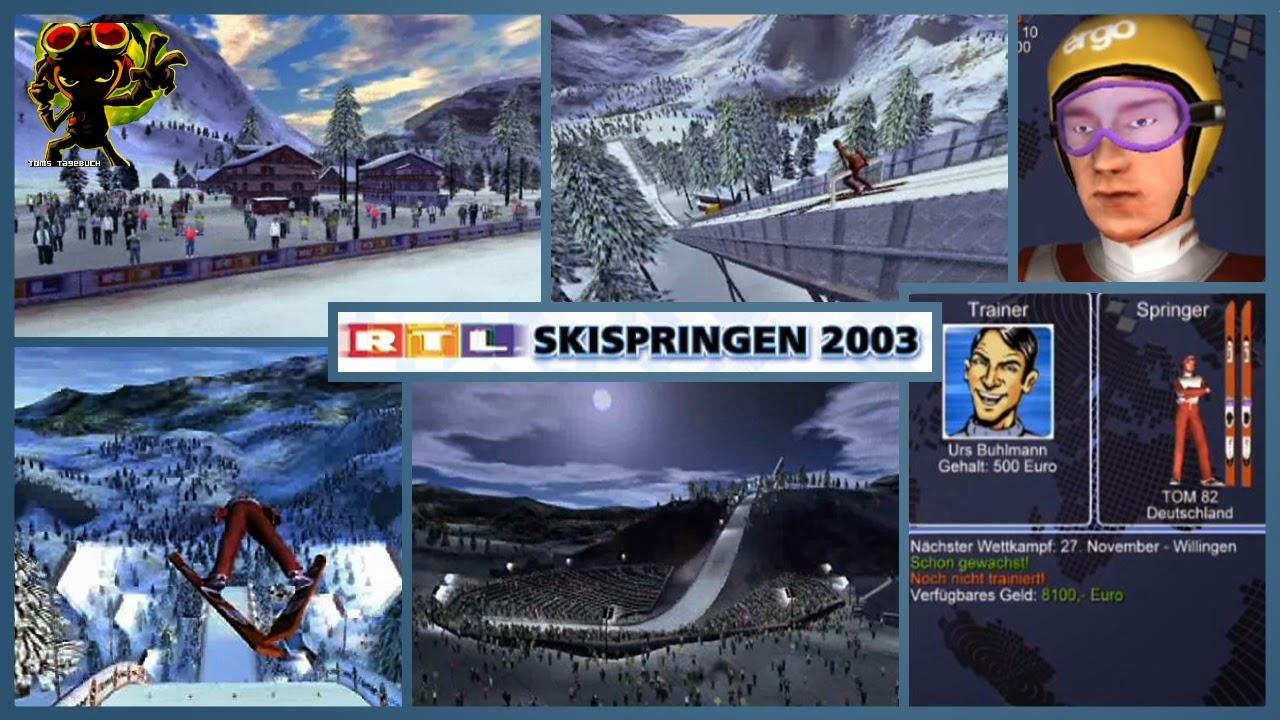 rtl skispringen 2009