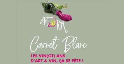 Vin - Vos événements à ne pas manquer en Août 2018 Art et vin en Provence