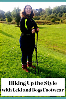 A Review of What's New from Leki Hiking Poles and Bogs Footwear