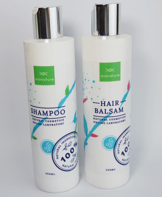 MixNature - Erstelle deine eigene Kosmetik! Shampoo und Hair Balsam