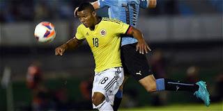 Rusia 2018, Selección de Fútbol de Colombia