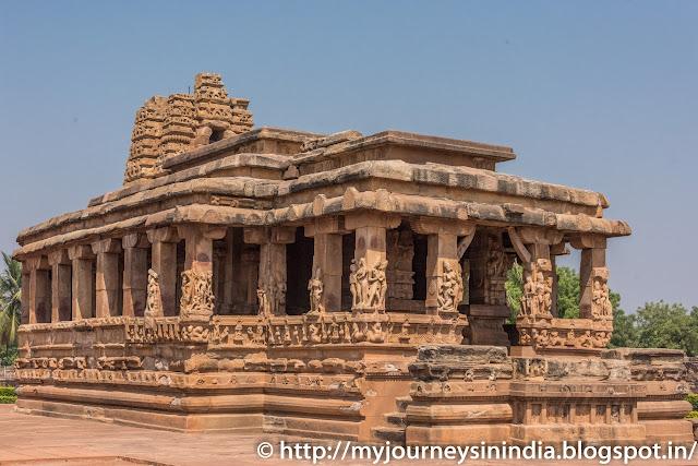 Aihole Durga Gudi Temple Complex