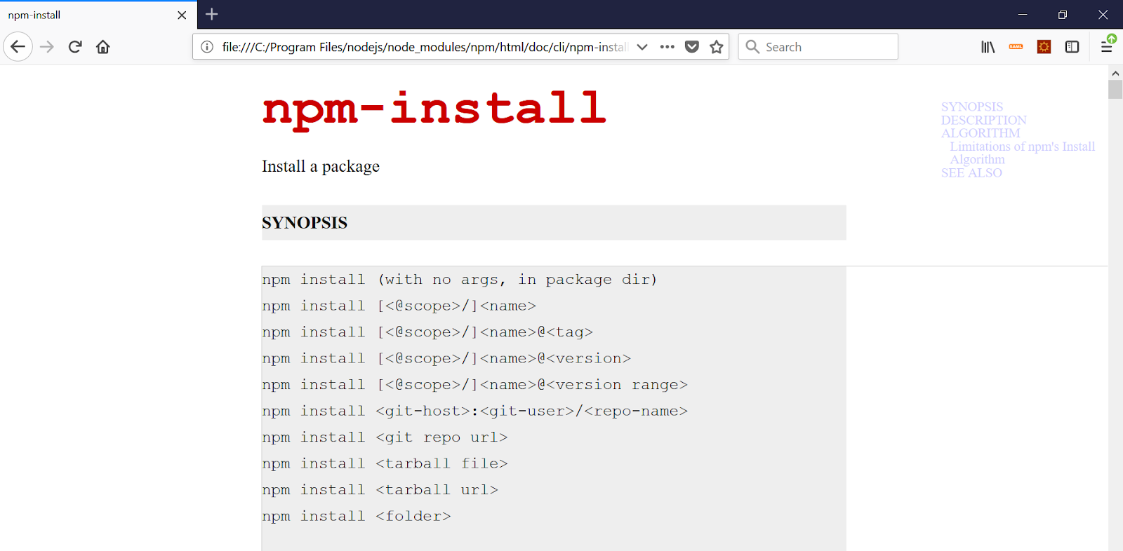 Programming for beginners: Exploring node package manager (npm)