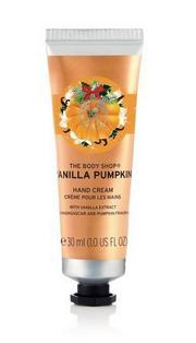 Crème pour les mains Vanilla Pumpkin The Body Shop