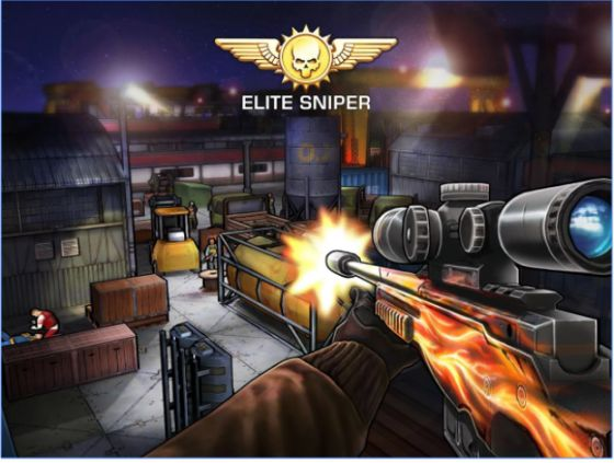 Game Fps Offline Major GUN Mod Apk
