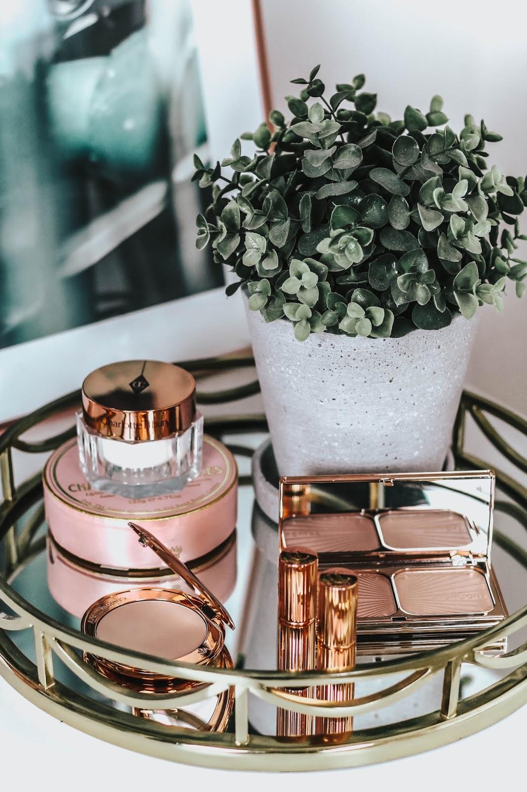 Pretty Haul of Charlotte Tilbury Luxury Makeup
