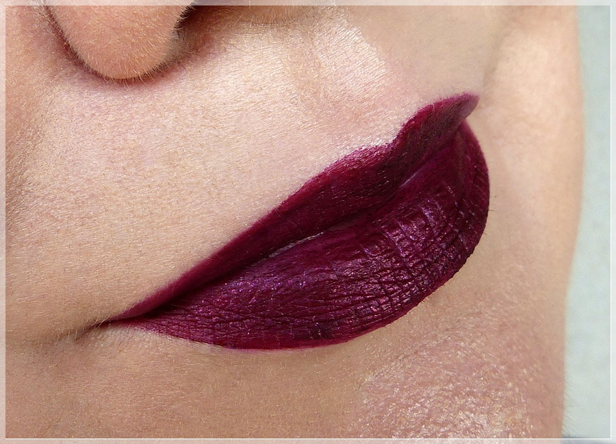 ABH liquid lipstick Sad Girl