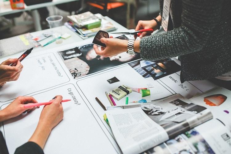 Langkah-langkah Saat Memulai Usaha Desain Grafis - Membuat Studio Desain dan Jalankan Bisnis