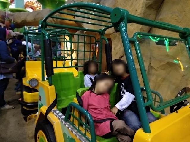 Tempat menarik untuk anak-anak di Kuala Lumpur