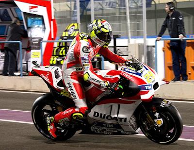 Iannone: Lorenzo Bakal Sering Jatuh dengan Ducati