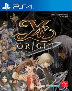 Ys Origin PS4 [PKG] Oyun İndir [Multi]