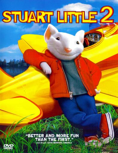 Ver Stuart Little 2 (2002) Online