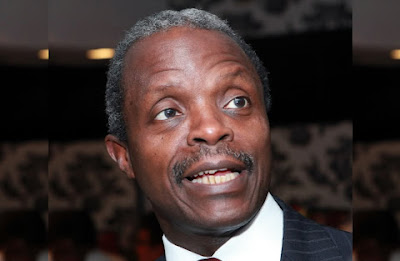 Osinbajo Shifts Blame Again by Reno Omokri