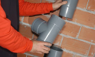 Reparación y limpieza de tuberías