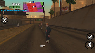 Download GTA SA Modpack Naruto by Lutfi Re-Mod Version Android