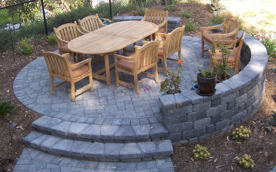 Paver Patio ...