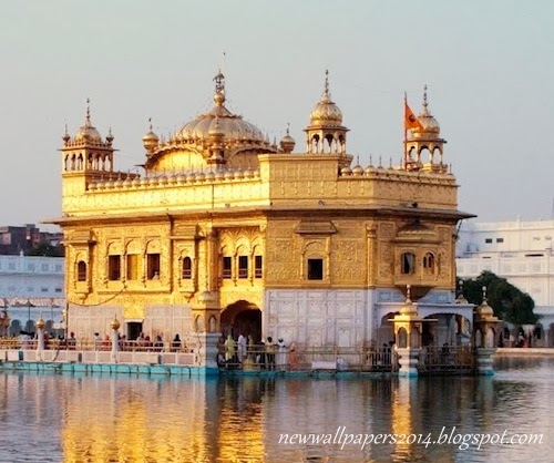 The Golden Temple -The Golden Temple HD Wallpapers