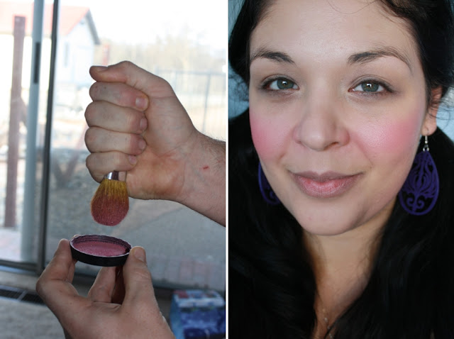 Agape Love Designs: My Husband Does My Makeup - Makeup ...