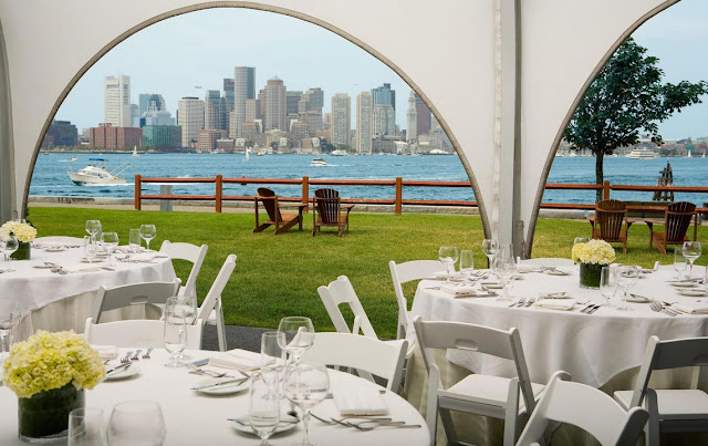 Best Wedding Venues In Boston Hyatt Regency Boston Harbor
