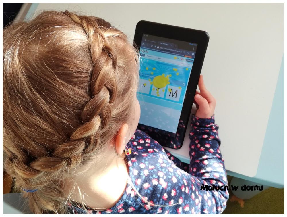Platforma edukacyjna dla przedszkolaka?