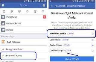 Aplikasi FB Lite Error