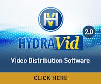 Hydravid CLOUD Ultimate Video Marketing