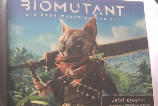 الكشف عن أول معلومات مشروع لعبة BioMutant القادمة من أستوديو THQ Nordic !