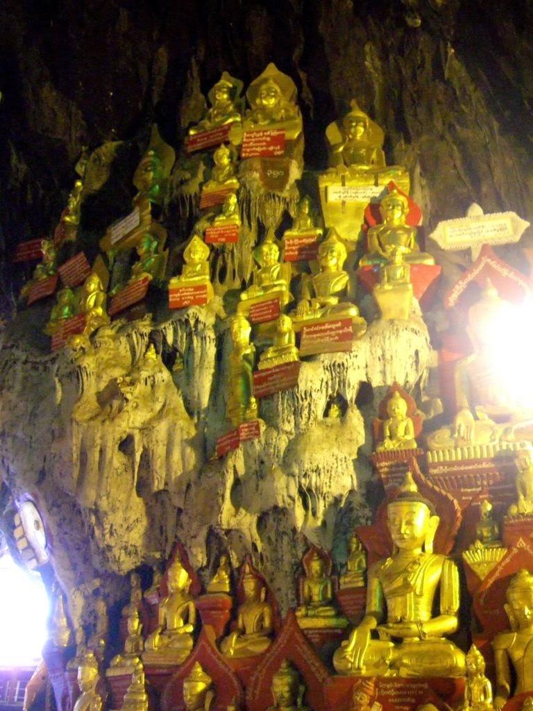 temple shwe yan pyay