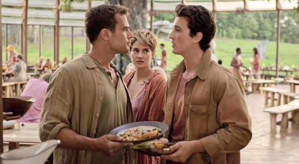 Kubikel Romance Insurgent Movie Review