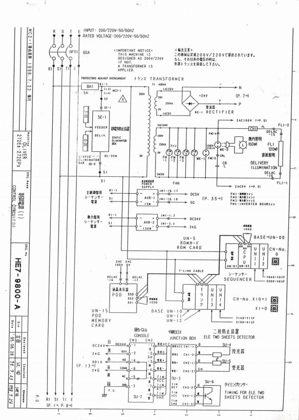 Oliver Wiring Diagram - Wiring Diagram Bookmark on