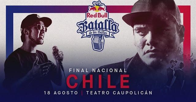 Red Bull Batalla de los Gallos - Final Nacional Chile - 2018