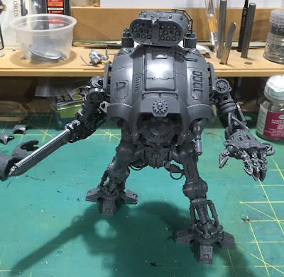 WIP Imperial Knight Gallant