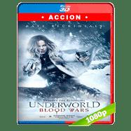 Inframundo: Guerras de sangre (2016) 3D SBS 1080p Audio Dual Latino-Ingles