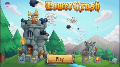 تحميل لعبة Tower Crush مهكرة للاندرويد باخر اصداراتها