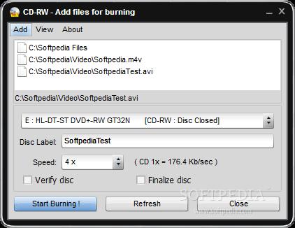 تحميل برنامج حرق الاسطوانات مجانا Easy Disc Burner 4.8