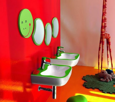 jungle kids bathroom themes and decor ideas