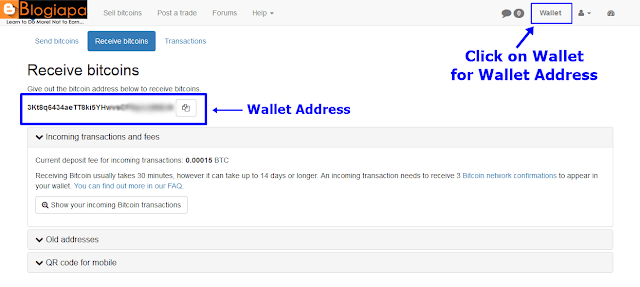LocalBitcoins-wallet