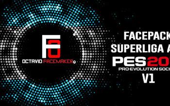 SuperLiga Argentina | FacePack | V1 | PES2019 | PC