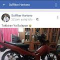 "Sebelum Tewas Kecelakaan, Sulfikar Posting ""Takbiran Ya Balapan"" di Facebbok"