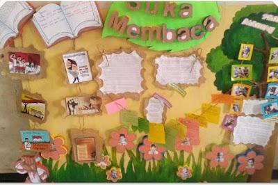 Majalah Dinding Sarana Menumbuhkan Budaya Literasi