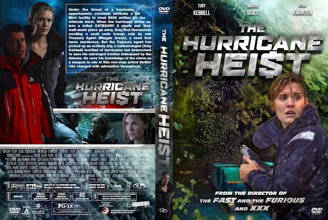 The Hurricane Heist DVD Cover