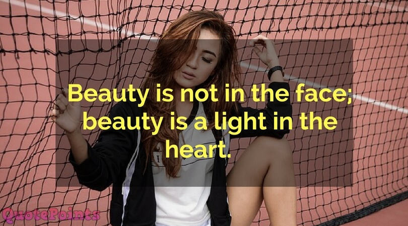 you are beautiful quotes for girlfriend