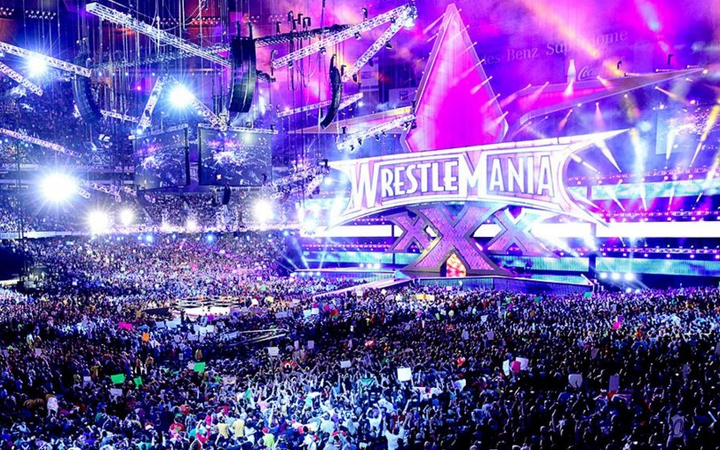 Wrestlemania 2016 Live Streaming Free